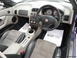 An Ultra-Rare MG TF 135 in Special Order Monogram, Spectre, £ 6,495