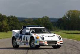 Ford RS200, Coupe