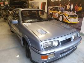 SIERRA RS COSWORTH PROJECT SOLD!, Moonstone blue