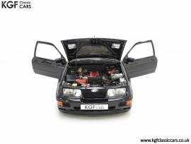 A Factory Original Ford Sierra RS500 Cosworth, Black, £ 105,195