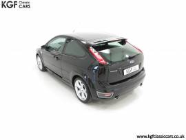 An Impeccable Ford Focus ST225 ST2, Panther Black, £ 14,995