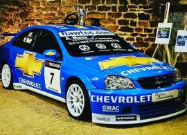 2008 FIA WTCC Chevrolet Lacetti World Touring Car , £ 25,000
