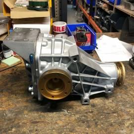 FIA HISTORIC Ford Sapphire GPA 4x4