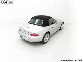 A Fanatic Owned BMW Z3 (E36/7) 3.0 Wide-Body, Titan Silver, £ 10,995