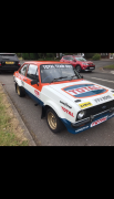 Ford Rs1800 escort , Coupe