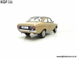 An Unspoilt and Rare Mk1 Ford Escort 1300E, Amber Gold, £ 34,995
