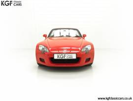 A Cossetted Honda S2000 GT AP1, Formula Red, £ 19,995