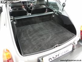 The MGB Limited Edition 'The Silver GT LE', Pewter Metallic, £ 14,995