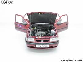 A Time Warp Vauxhall Cavalier Mk3 1.8i LS, Satin Red Pearlescent, £ 5,995