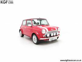 A Remarkable Rover Mini Cooper, Solar Red, £ 21,995