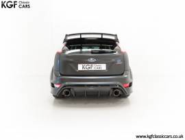 A Highly Prized Ford Focus RS500 Build Number 320, Panther Black, £ 69,995