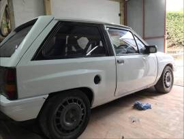 Vauxhall nova stage car , Hatchback