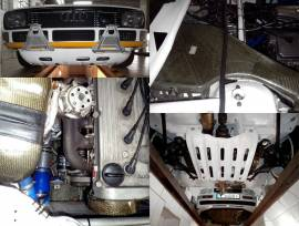 Audi Sport Quattro S1 Group B, Coupe