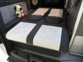 A Luxury Ford Transit Custom RS Edition Camper Van, Frozen White, £ 26,495