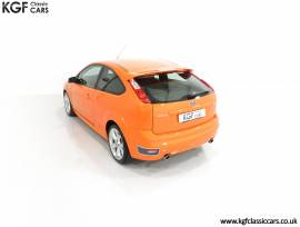 A Striking Ford Focus ST225 ST-3 with 22,107 Miles, Electric Orange, £ 12,995