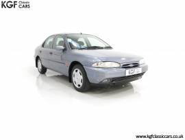 Simply the Best Ford Mondeo Mk1 2.0 Si, Cuirass Blue, £ 6,995