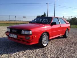 Audi Ur quattro, Red, € 89,000