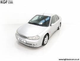 A First Generation and Immaculate Ford Mondeo ST24, Stardust Silver, £ 9,995