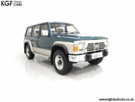 A Formidable Nissan Patrol GR SE Auto 7 Seater, Cypress Green/Topaz Pearl, £ 11,695